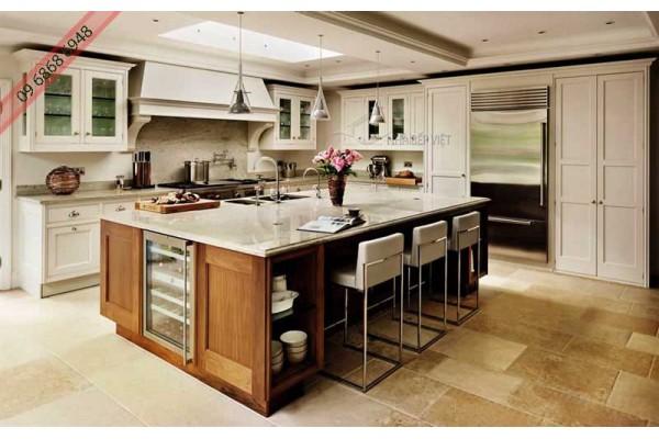 Tủ bếp gỗ Xoan Đào 26