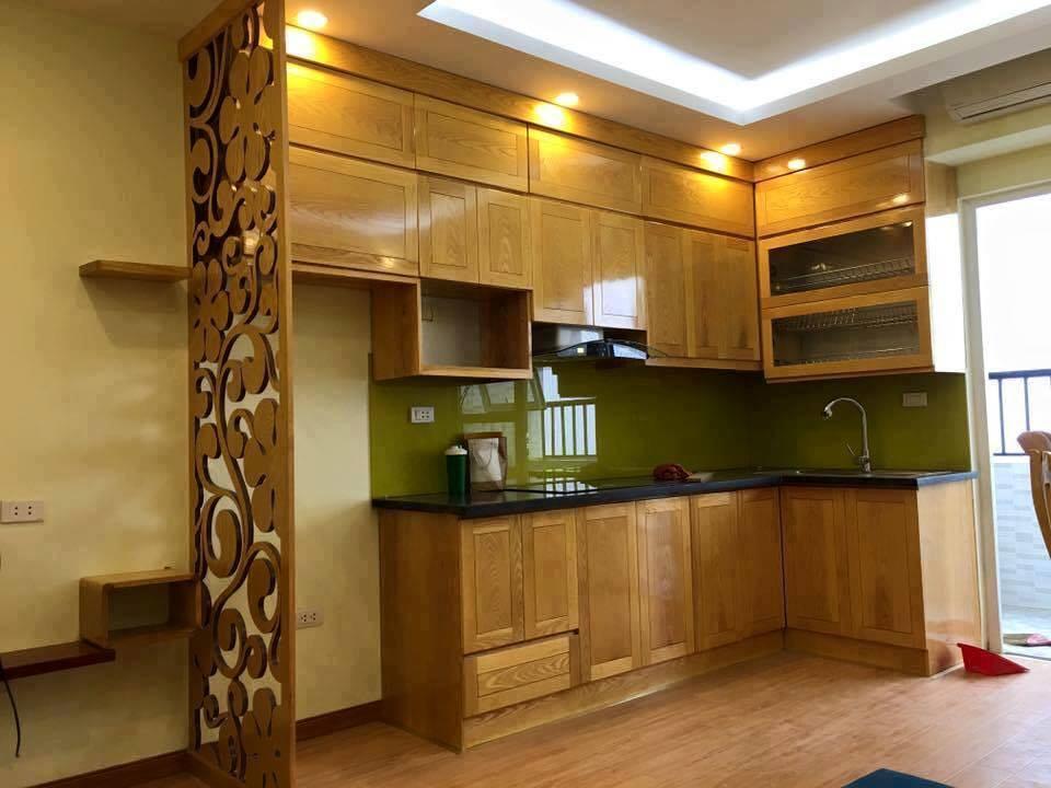 4 Mẫu Tủ Bếp Tự Nhiên Đẹp Tiện Ích Cho Ngôi Nhà Bạn