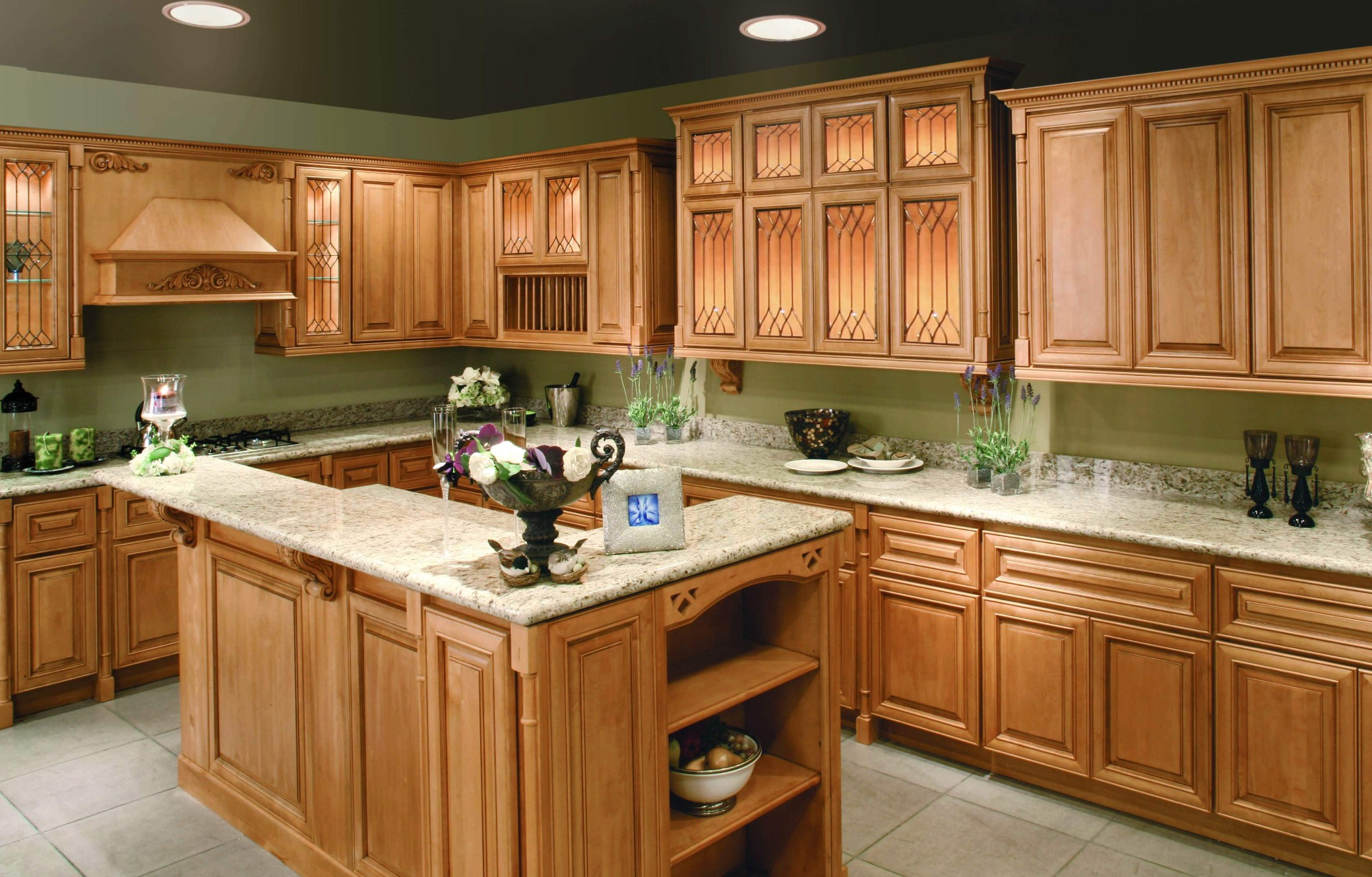 Đóng Tủ Bếp | 15 Mẫu Tủ Bếp Gỗ Không Nên Bỏ Qua