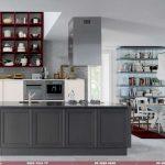 Tủ bếp Iris