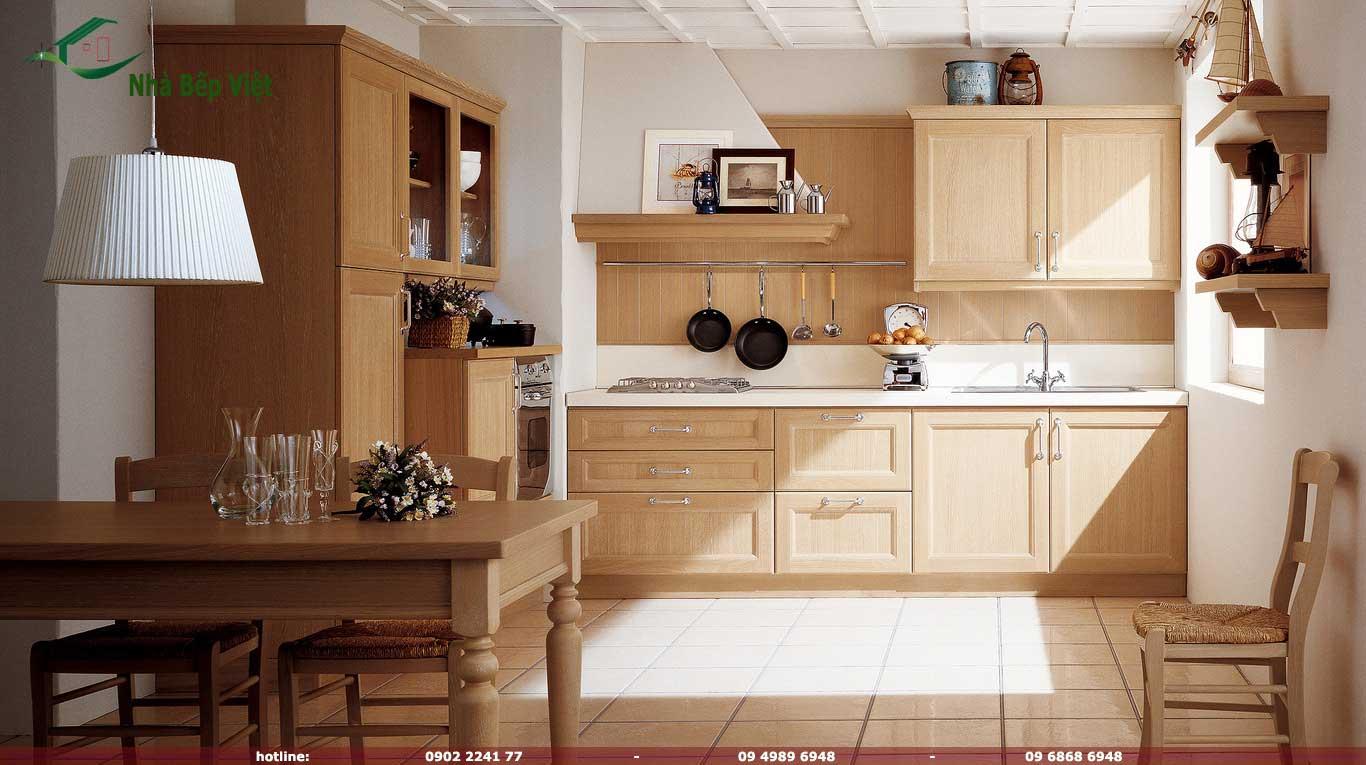 Tủ bếp Jessica