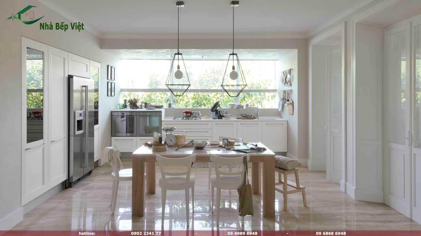 Tủ bếp Fedora