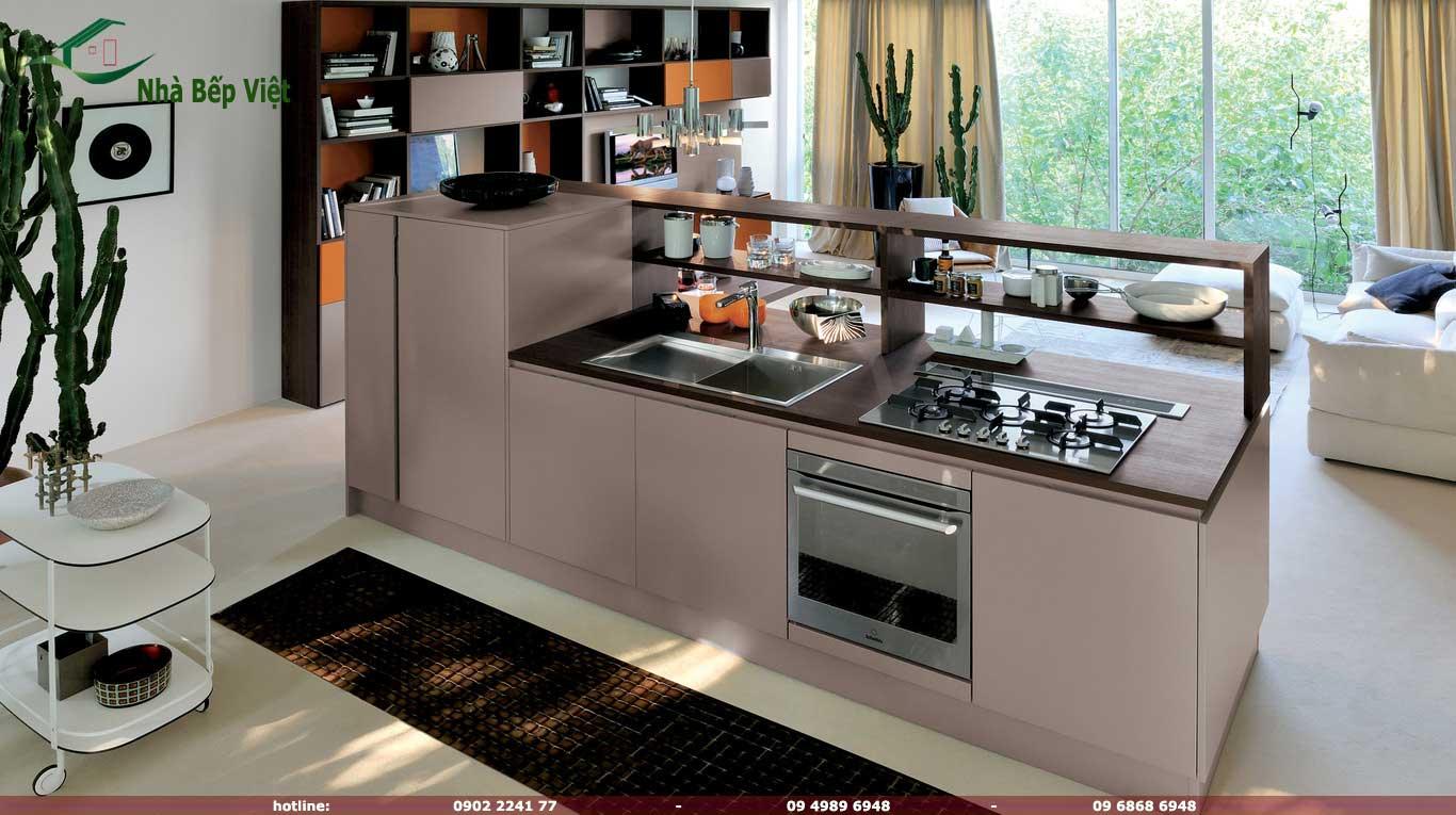 Tủ bếp Gloria