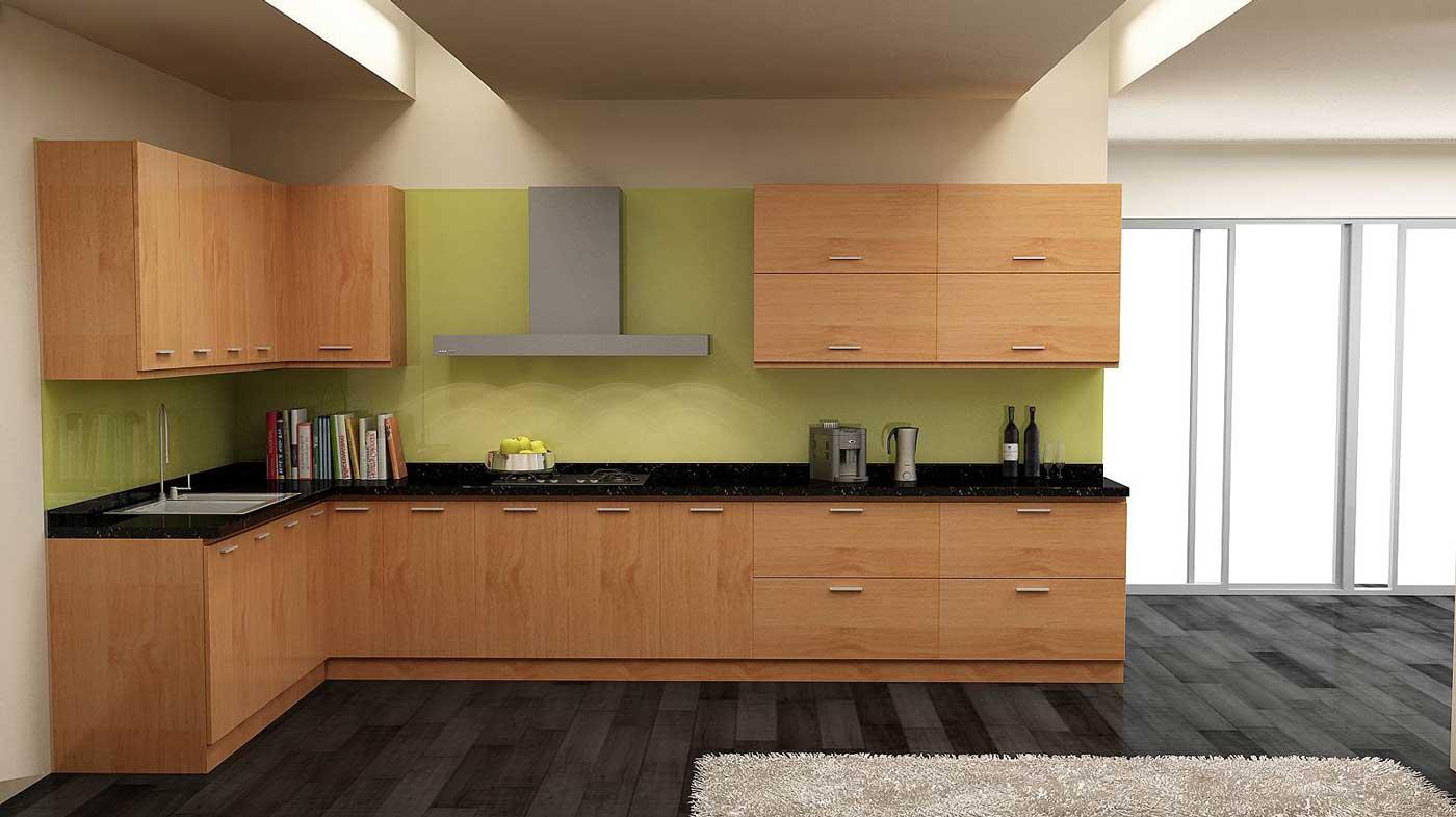 [Tủ bếp gỗ công nghiệp] Báo giá tủ bếp gỗ công nghiệp mẫu hiện đại giá rẻ tại TP.HCM