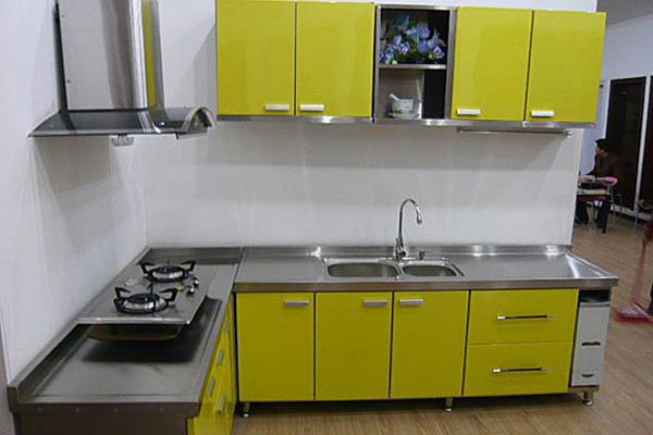 Tủ Bếp Inox 304 D