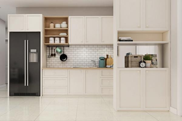 [Bảng báo giá tủ bếp gỗ tự nhiên] Nhiều mẫu mã đẹp chất liệu tốt xu hướng 2018