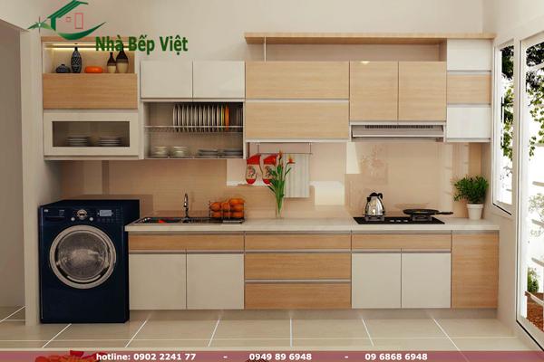 [Mẫu Tủ Bếp Đẹp 2018] Bộ tủ bếp giá bao nhiêu là phù hợp với nhu cầu sử dụng?