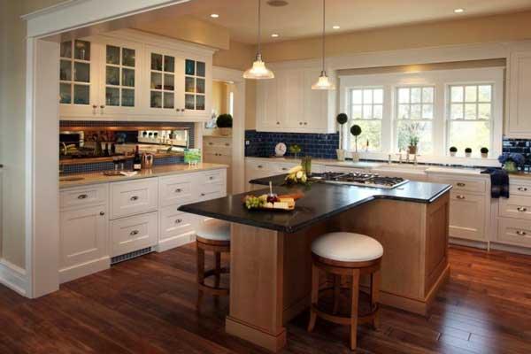 Đóng Tủ Bếp | Top 9 Mẫu Tủ Bếp Gỗ Đẹp 2019