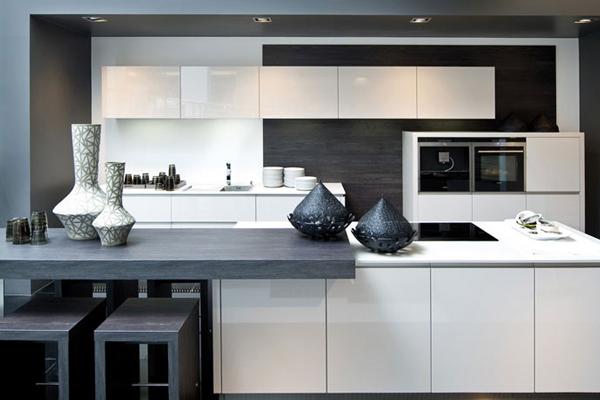 Tủ Bếp Acrylic h