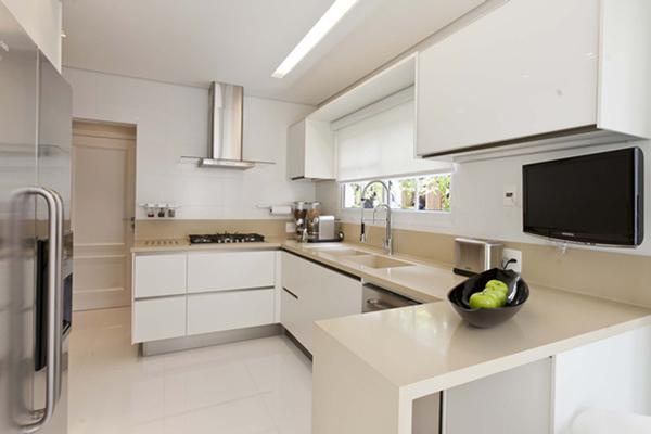 Tủ Bếp Acrylic i