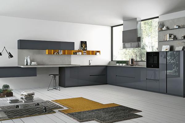 Tủ Bếp CDF A