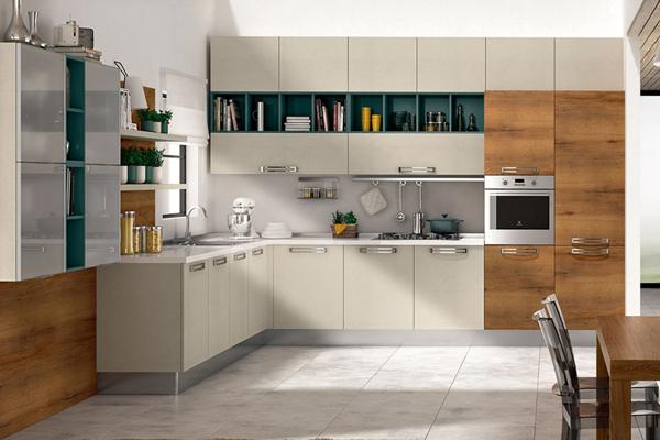 Tủ Bếp CDF E