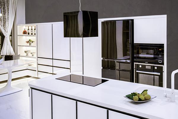 Tủ Bếp Đá B
