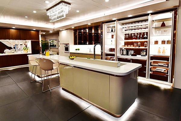 Tủ Bếp Đá E