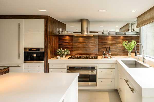 Tủ bếp gỗ công nghiệp cao cấp g