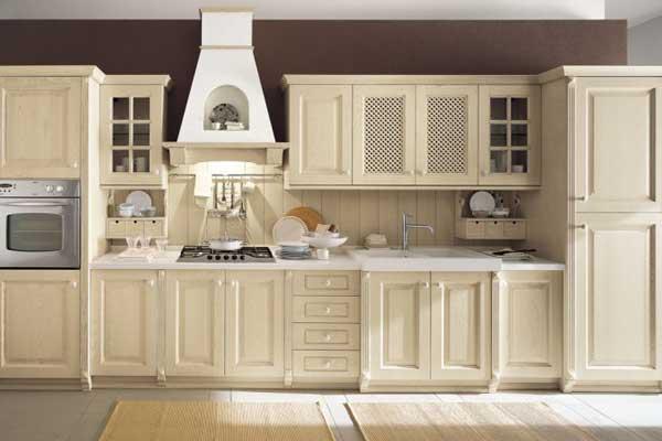 Tủ bếp gỗ việt a
