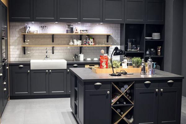 Tủ bếp gỗ việt g