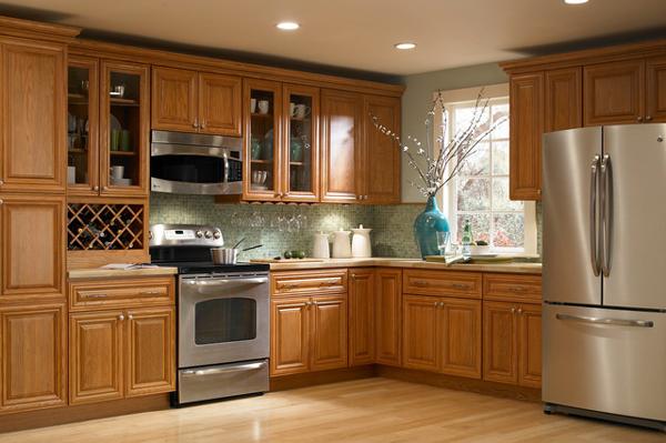 Tủ bếp gỗ việt i