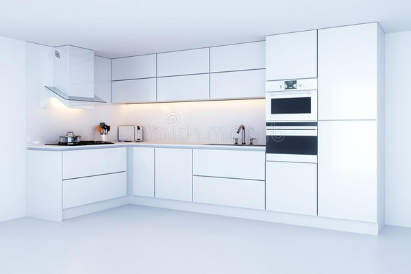 Tủ Bếp Nhựa PVC K