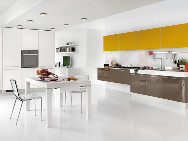 Giới Thiệu Mẫu Tủ Bếp Chữ I Và Mách Bạn Vài Ý Tưởng Mới Cho Nhà Bếp