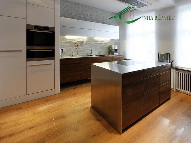 Tủ Bếp Chữ I Và Những Ý Tưởng Cho Nhà Bếp