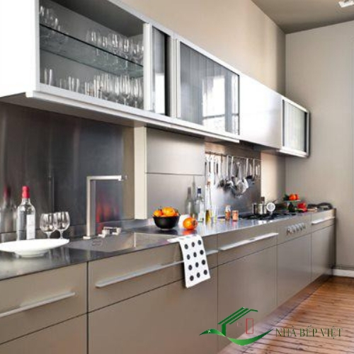 Tủ Bếp Inox, Tủ Bếp Gỗ, Tủ Bếp Nhôm, … Chọn Loại Nào Cho Mình?