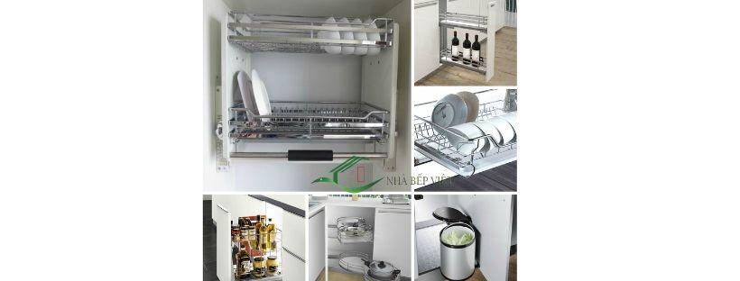 Phụ Kiện Tủ Bếp Inox 304 Không Thể Thiếu Trong Bếp Nhà Bạn
