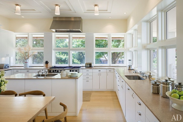 Những Lưu Ý Khi Thiết Kế Kệ Tủ Bếp Làm Đẹp Ngôi Nhà Của Bạn