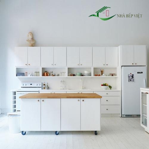 Lưu Ý Nhỏ Cho Bạn Khi Mua Tủ Bếp Acrylic 2019