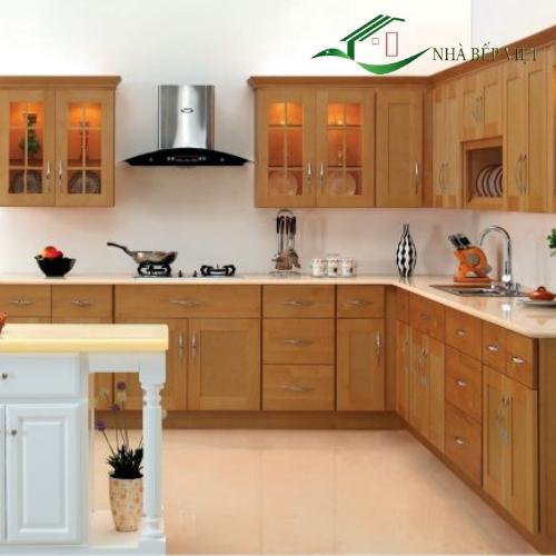 So Sánh Giữa Tủ Bếp Laminate Và Tủ Bếp Acrylic