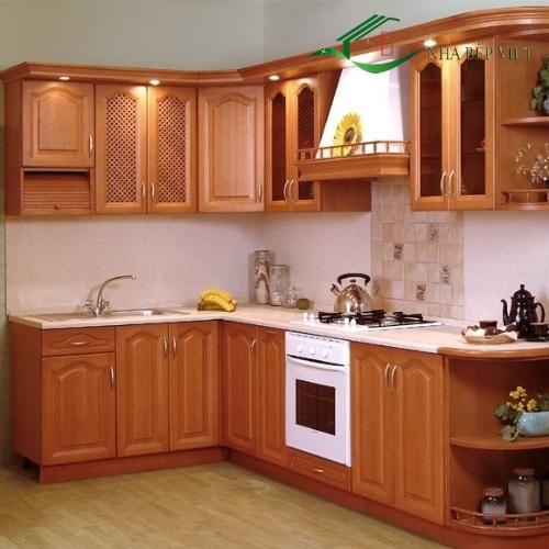 Những Chất Liệu Thông Dụng Sử Dụng Làm Tủ Bếp