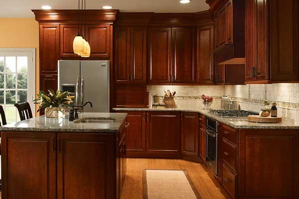 Đóng Tủ Bếp | Top 7 Mẫu Tủ Bếp Gỗ Đẹp Giá Rẻ 2019