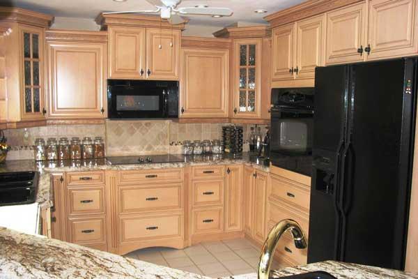 Đóng Tủ Bếp | 10+ Mẫu Tủ Bếp Gỗ Tự Nhiên Hiện Đại