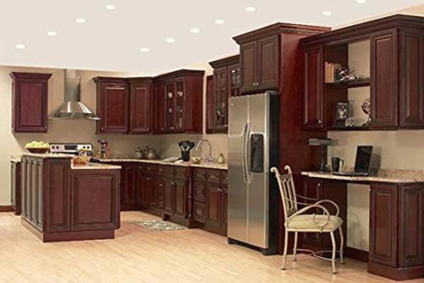 Đóng Tủ Bếp | Top 3 Mẫu Tủ Bếp Gỗ Đẹp, Giá Rẻ 2019