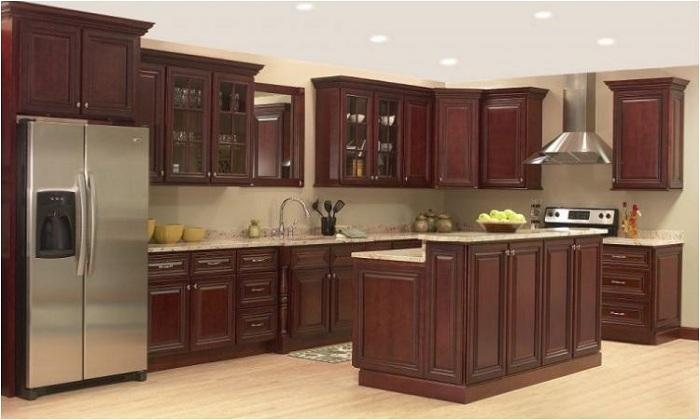 Top 5 Mẫu Tủ Bếp Gỗ Đẹp Tự Nhiên Hiện Đại Nhất Mà Bạn Phải Biết