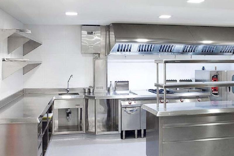 Tham khảo giá tủ bếp inox cực hấp dẫn