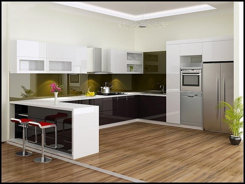Tủ bếp nhựa picomat hcm- Những lưu ý khi lựa chọn