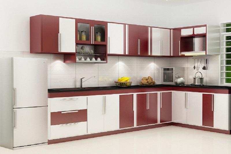 Xưởng tủ bếp inox cho nhà tầng Hà Nội