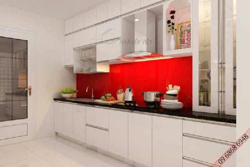 Địa chỉ làm tủ bếp bằng nhựa chất lượng hàng đầu Việt Nam
