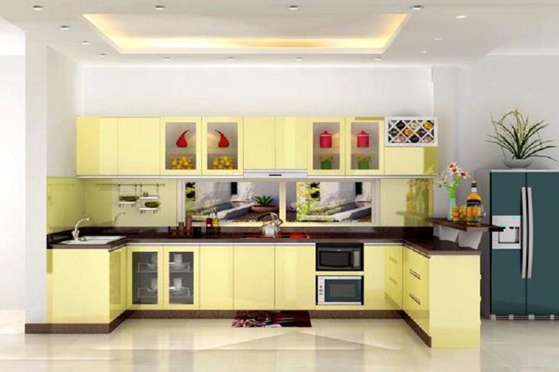 Có nên thiết kế tủ bếp inox hay không?