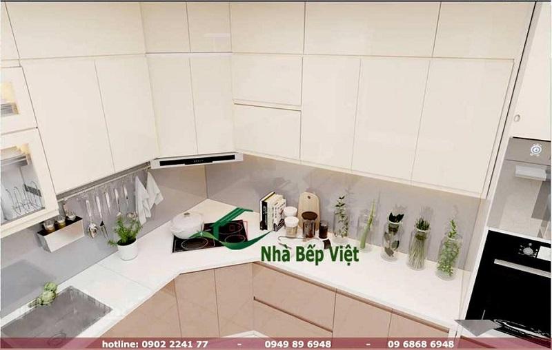 Tại sao bạn nên sử dụng tủ bếp nhựa NHÀ BẾP VIỆT cho căn bếp nhà bạn